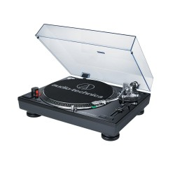 Toca Discos Audio Technica At-lp120 Usb Black