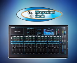 Allen & Heath Qu32 Mixer Digital Crome R$14.500,00 Loja Magazine