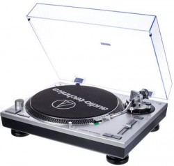 Toca Discos Audio-technica At-lp120-usb